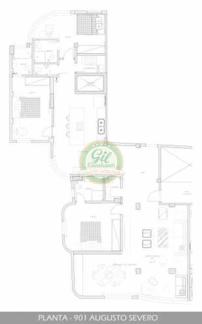 fotos-1 - Apartamento 3 quartos à venda Glória, Rio de Janeiro - R$ 959.000 - AP2002 - 1