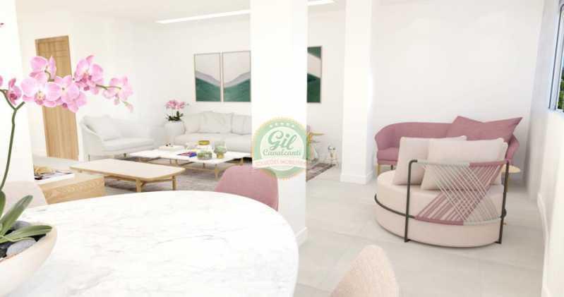 fotos-10 - Apartamento 3 quartos à venda Glória, Rio de Janeiro - R$ 959.000 - AP2002 - 6