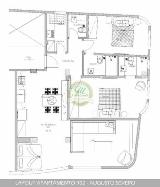 fotos-1. - Apartamento 2 quartos à venda Glória, Rio de Janeiro - R$ 719.000 - AP2003 - 1