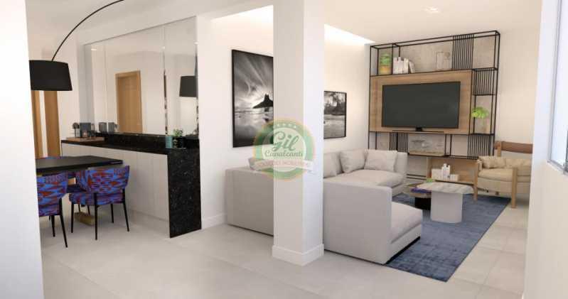 fotos-5 - Apartamento 2 quartos à venda Glória, Rio de Janeiro - R$ 719.000 - AP2003 - 4