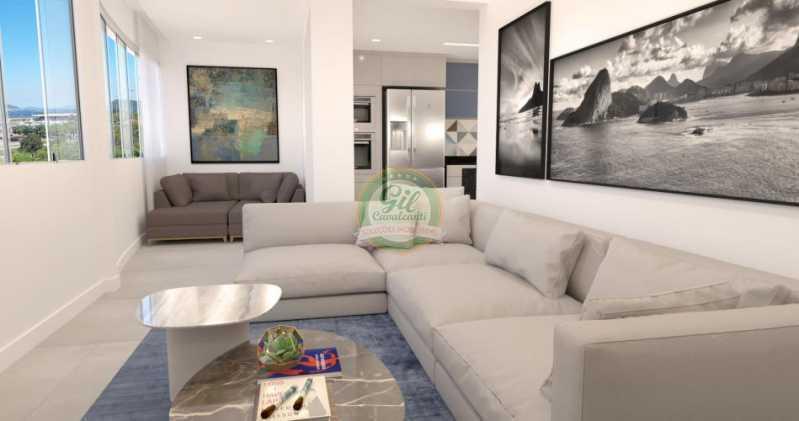 fotos-7 - Apartamento 2 quartos à venda Glória, Rio de Janeiro - R$ 719.000 - AP2003 - 5