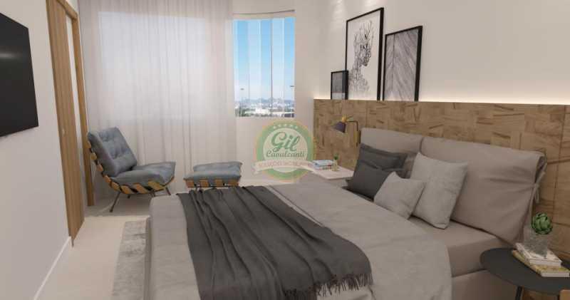 fotos-9 - Apartamento 2 quartos à venda Glória, Rio de Janeiro - R$ 719.000 - AP2003 - 6