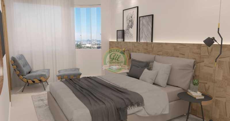 fotos-11 - Apartamento 2 quartos à venda Glória, Rio de Janeiro - R$ 719.000 - AP2003 - 8