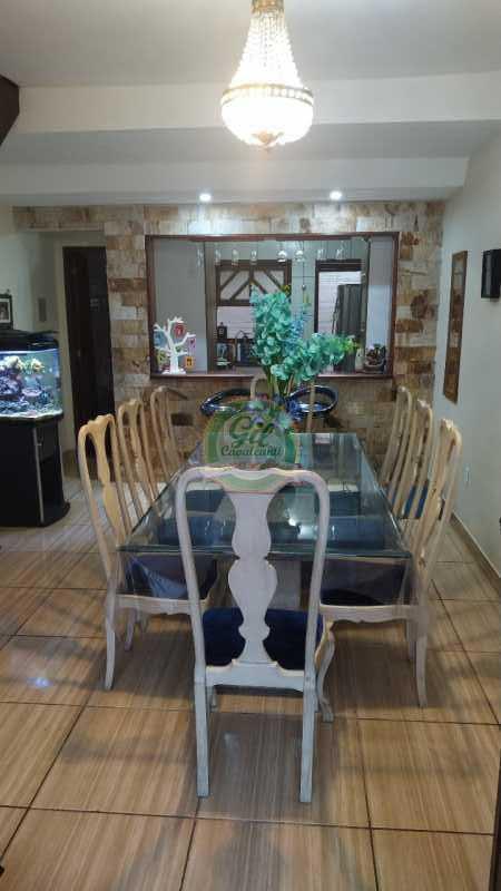 Sala 1. - Casa em Condomínio 3 quartos à venda Jardim Sulacap, Rio de Janeiro - R$ 360.000 - CS2453 - 4