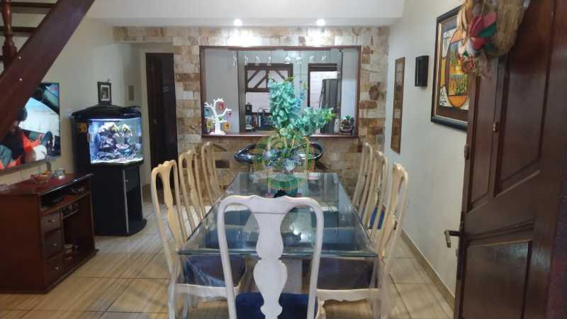 Sala 2. - Casa em Condomínio 3 quartos à venda Jardim Sulacap, Rio de Janeiro - R$ 360.000 - CS2453 - 5