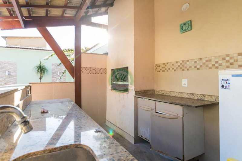 fotos-2 - Casa em Condomínio 3 Quartos À Venda Pechincha, Rio de Janeiro - R$ 559.000 - CS2455 - 3