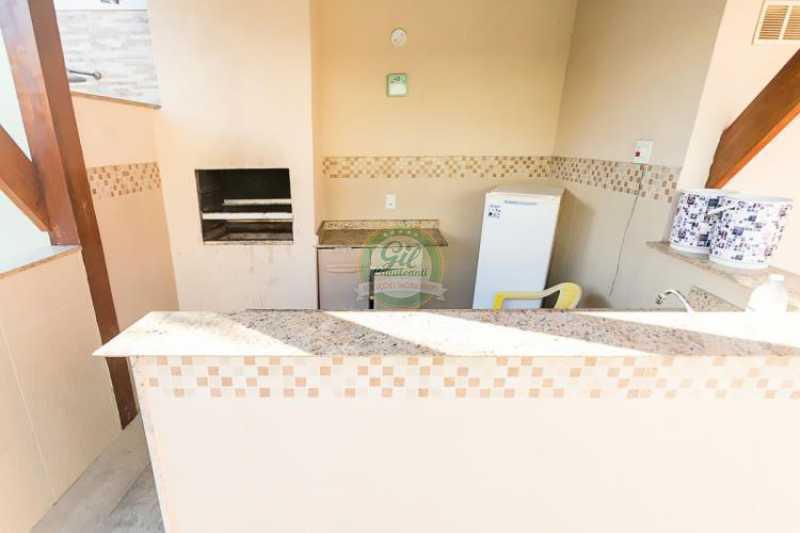 fotos-3 - Casa em Condomínio 3 Quartos À Venda Pechincha, Rio de Janeiro - R$ 559.000 - CS2455 - 4