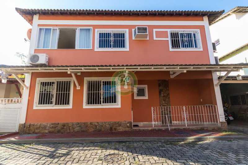 fotos-8 - Casa em Condomínio 3 Quartos À Venda Pechincha, Rio de Janeiro - R$ 559.000 - CS2455 - 9