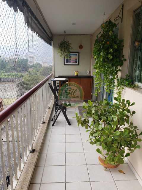 7fdd5679-0d9d-424d-b601-4b99a4 - Apartamento 2 quartos à venda Praça Seca, Rio de Janeiro - R$ 270.000 - AP2008 - 5