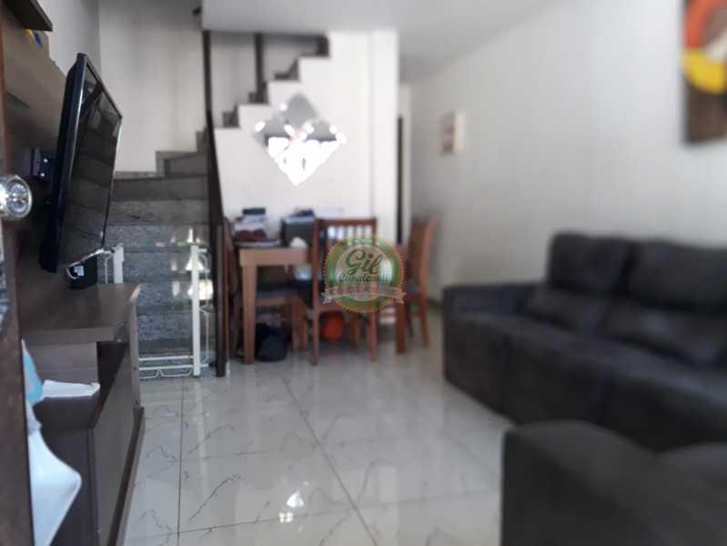 WhatsApp Image 2020-07-12 at 1 - Casa em Condomínio 2 quartos à venda Taquara, Rio de Janeiro - R$ 310.000 - CS2471 - 1