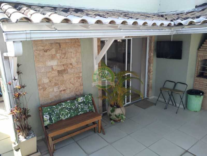 1ab21ea5-d309-4c24-97e3-a19135 - Cobertura 2 quartos à venda Taquara, Rio de Janeiro - R$ 580.000 - CB0226 - 20