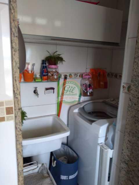 7d20980b-1204-4789-8cfa-a49e68 - Cobertura 2 quartos à venda Taquara, Rio de Janeiro - R$ 580.000 - CB0226 - 14