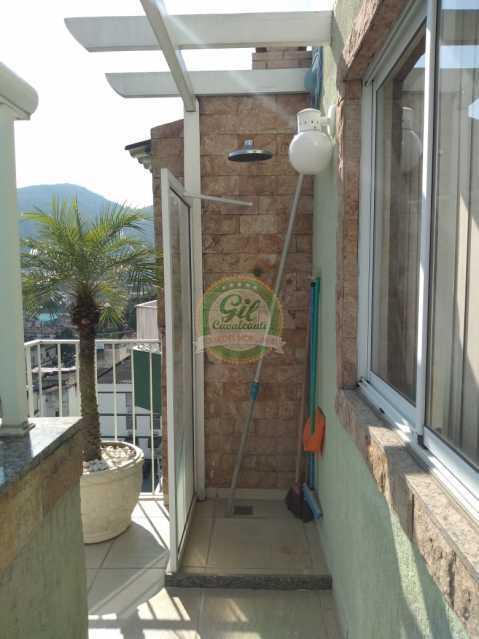 73be1574-8b31-46b5-aada-3807b1 - Cobertura 2 quartos à venda Taquara, Rio de Janeiro - R$ 580.000 - CB0226 - 22