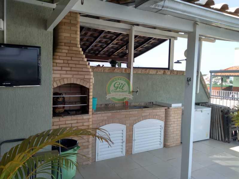 b56a2e48-b7da-47e3-9fbd-d6c290 - Cobertura 2 quartos à venda Taquara, Rio de Janeiro - R$ 580.000 - CB0226 - 25
