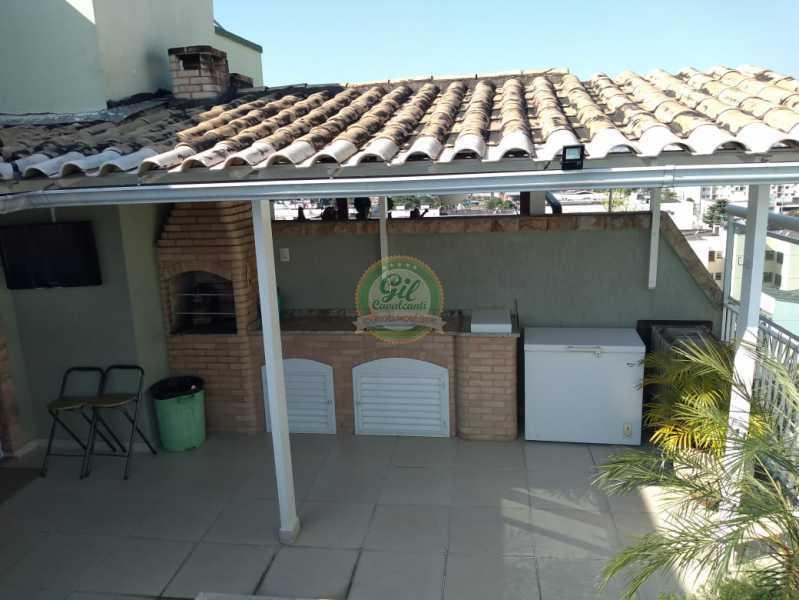 b64c4c84-a098-42a2-87d5-c970b4 - Cobertura 2 quartos à venda Taquara, Rio de Janeiro - R$ 580.000 - CB0226 - 27