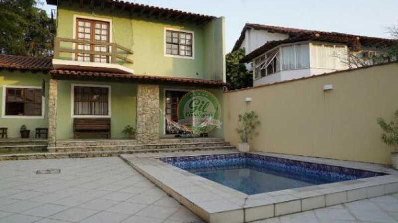WhatsApp Image 2020-07-16 at 1 - Casa em Condomínio 5 quartos à venda Pechincha, Rio de Janeiro - R$ 850.000 - CS2473 - 1
