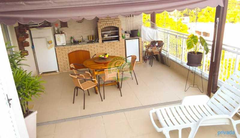 0b4629dc-1a90-4655-9f33-8ccb65 - Cobertura 3 quartos à venda Taquara, Rio de Janeiro - R$ 620.000 - CB0223 - 4