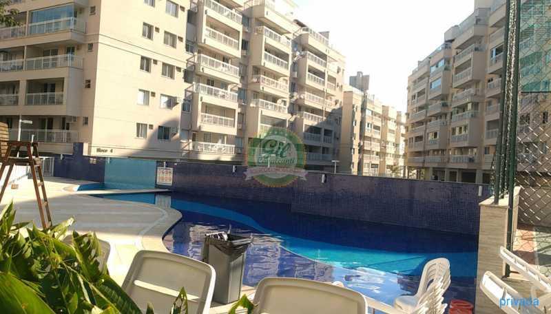 6e0721e3-4464-4917-bed2-c56e53 - Cobertura 3 quartos à venda Taquara, Rio de Janeiro - R$ 620.000 - CB0223 - 1