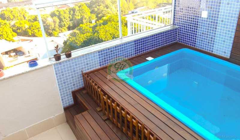 7529ab42-707c-440f-be64-7fc055 - Cobertura 3 quartos à venda Taquara, Rio de Janeiro - R$ 620.000 - CB0223 - 6
