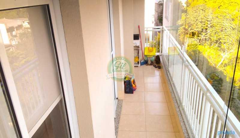 fa84a6b3-a518-4a69-ae25-0d705a - Cobertura 3 quartos à venda Taquara, Rio de Janeiro - R$ 620.000 - CB0223 - 16