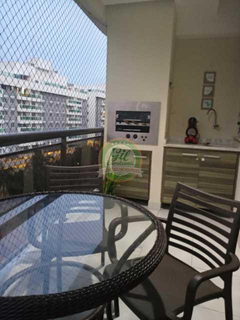db8cf3bf-ad85-4b8c-a1ad-bde4fd - Cobertura 3 quartos à venda Pechincha, Rio de Janeiro - R$ 750.000 - CB0228 - 20