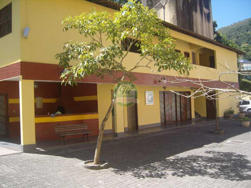 0.2areaexternasalaodefestas - Casa em Condomínio 3 quartos à venda Jardim Sulacap, Rio de Janeiro - R$ 299.000 - CS2482 - 3