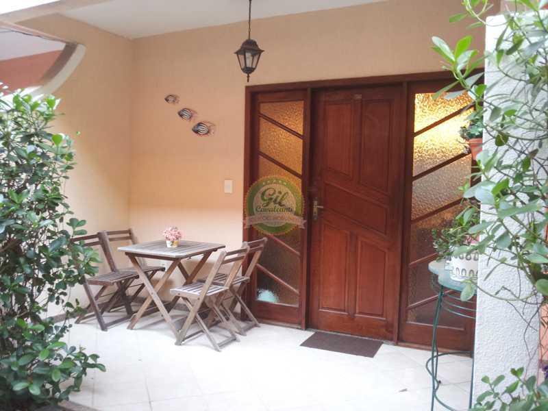 2porta - Casa em Condomínio 3 quartos à venda Jardim Sulacap, Rio de Janeiro - R$ 299.000 - CS2482 - 4