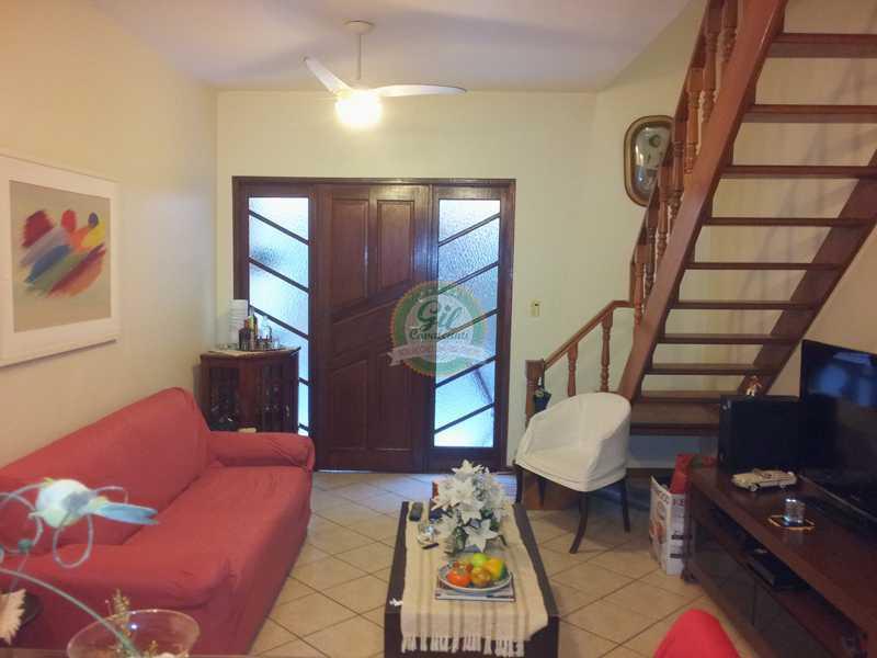3.1sala - Casa em Condomínio 3 quartos à venda Jardim Sulacap, Rio de Janeiro - R$ 299.000 - CS2482 - 5