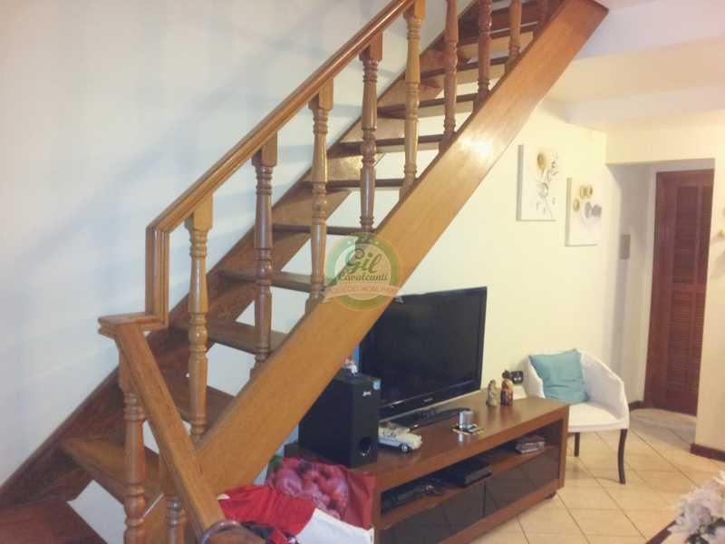 3.2sala - Casa em Condomínio 3 quartos à venda Jardim Sulacap, Rio de Janeiro - R$ 299.000 - CS2482 - 6