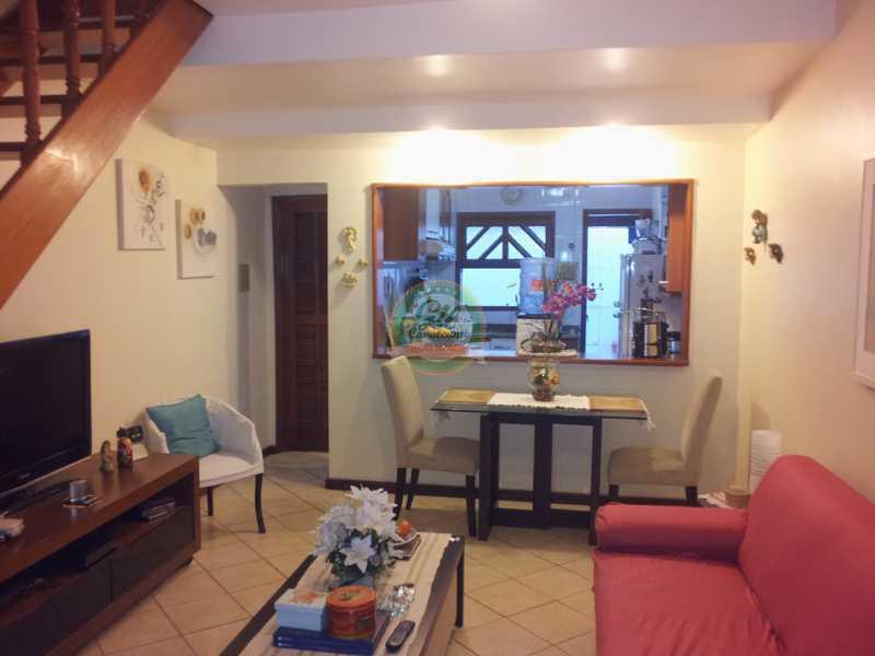 3sala - Casa em Condomínio 3 quartos à venda Jardim Sulacap, Rio de Janeiro - R$ 299.000 - CS2482 - 7