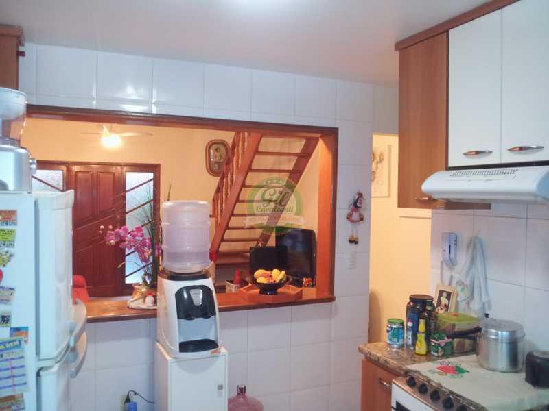 4.1cozinha - Casa em Condomínio 3 quartos à venda Jardim Sulacap, Rio de Janeiro - R$ 299.000 - CS2482 - 9