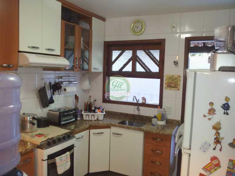 4cozinha - Casa em Condomínio 3 quartos à venda Jardim Sulacap, Rio de Janeiro - R$ 299.000 - CS2482 - 10