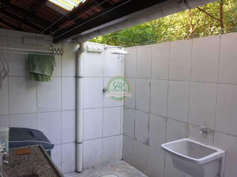 5.1areadeserviço - Casa em Condomínio 3 quartos à venda Jardim Sulacap, Rio de Janeiro - R$ 299.000 - CS2482 - 27