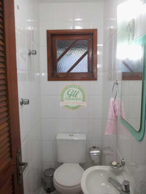 6lavabo - Casa em Condomínio 3 quartos à venda Jardim Sulacap, Rio de Janeiro - R$ 299.000 - CS2482 - 23