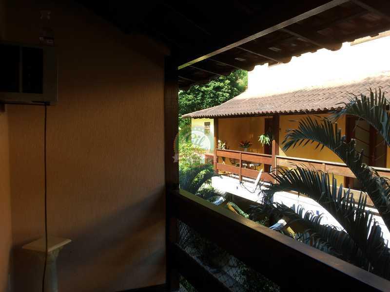 7.1varanda - Casa em Condomínio 3 quartos à venda Jardim Sulacap, Rio de Janeiro - R$ 299.000 - CS2482 - 15
