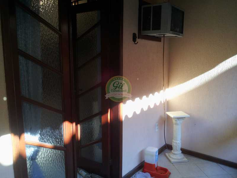 7varanda - Casa em Condomínio 3 quartos à venda Jardim Sulacap, Rio de Janeiro - R$ 299.000 - CS2482 - 16