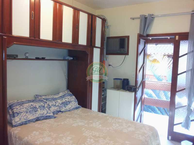 9.1quarto1 - Casa em Condomínio 3 quartos à venda Jardim Sulacap, Rio de Janeiro - R$ 299.000 - CS2482 - 17