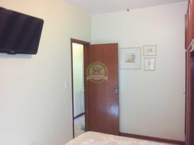 9quarto1 - Casa em Condomínio 3 quartos à venda Jardim Sulacap, Rio de Janeiro - R$ 299.000 - CS2482 - 18