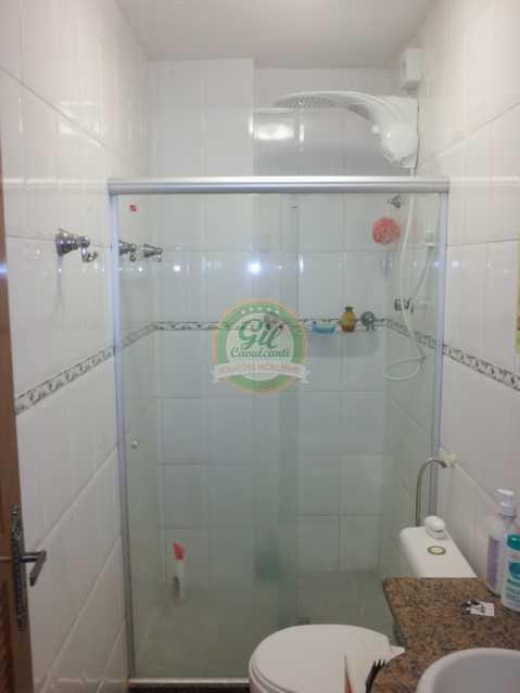 10banheirosocial - Casa em Condomínio 3 quartos à venda Jardim Sulacap, Rio de Janeiro - R$ 299.000 - CS2482 - 24