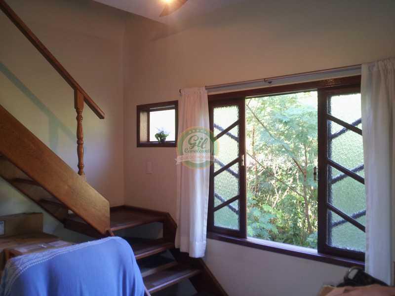 11quarto2 - Casa em Condomínio 3 quartos à venda Jardim Sulacap, Rio de Janeiro - R$ 299.000 - CS2482 - 8