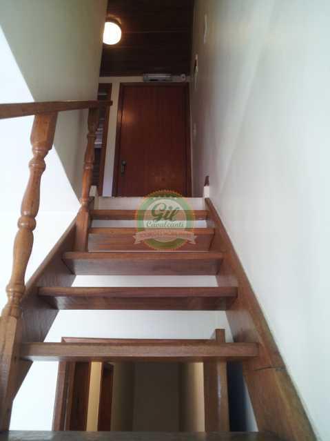 12.1escadapreimeirosegundoa - Casa em Condomínio 3 quartos à venda Jardim Sulacap, Rio de Janeiro - R$ 299.000 - CS2482 - 13
