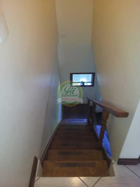 12escadapreimeirosegundoand - Casa em Condomínio 3 quartos à venda Jardim Sulacap, Rio de Janeiro - R$ 299.000 - CS2482 - 12
