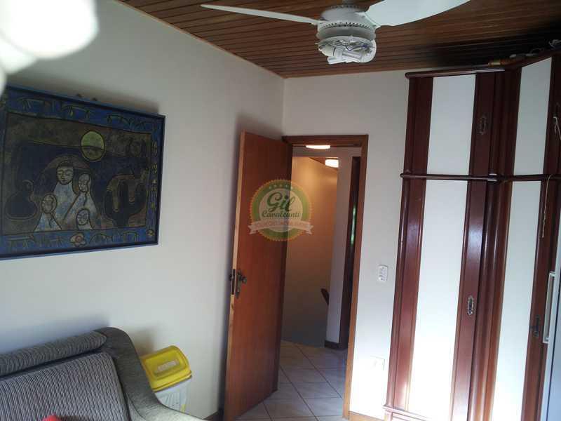 13.1quarto3 - Casa em Condomínio 3 quartos à venda Jardim Sulacap, Rio de Janeiro - R$ 299.000 - CS2482 - 19
