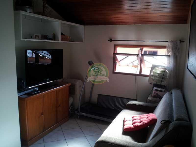 13quarto3 - Casa em Condomínio 3 quartos à venda Jardim Sulacap, Rio de Janeiro - R$ 299.000 - CS2482 - 20