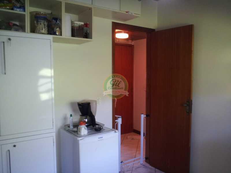14.1quarto4 - Casa em Condomínio 3 quartos à venda Jardim Sulacap, Rio de Janeiro - R$ 299.000 - CS2482 - 22