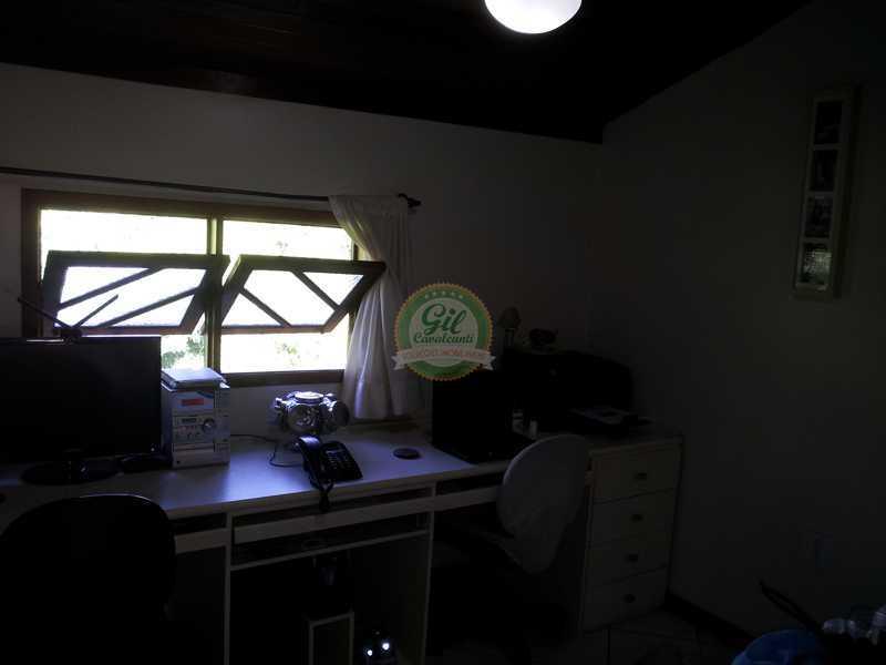 14quarto4 - Casa em Condomínio 3 quartos à venda Jardim Sulacap, Rio de Janeiro - R$ 299.000 - CS2482 - 21