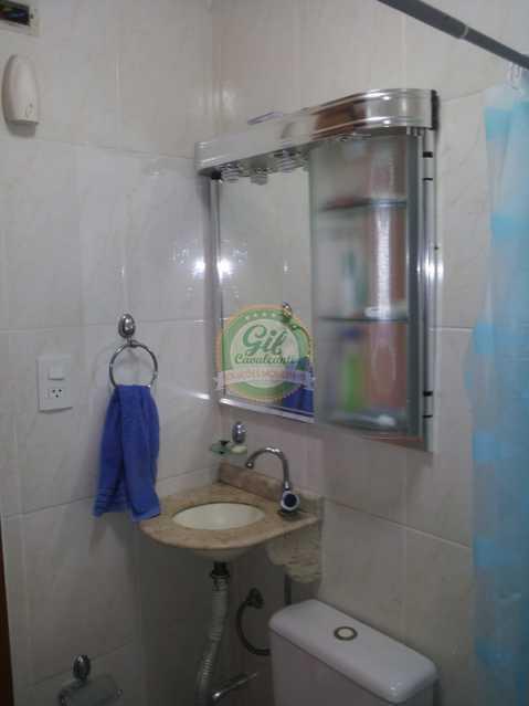 15banheirosegundoandar - Casa em Condomínio 3 quartos à venda Jardim Sulacap, Rio de Janeiro - R$ 299.000 - CS2482 - 26