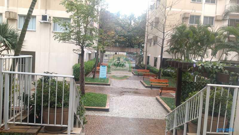 5ef84712-fdad-4053-8288-f0e0ad - Apartamento 2 quartos à venda Campo Grande, Rio de Janeiro - R$ 240.000 - AP2035 - 5