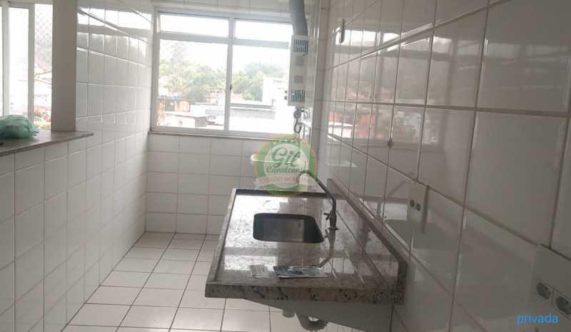 a7089976-909e-4bcc-9468-723ec4 - Apartamento 2 quartos à venda Campo Grande, Rio de Janeiro - R$ 240.000 - AP2035 - 21