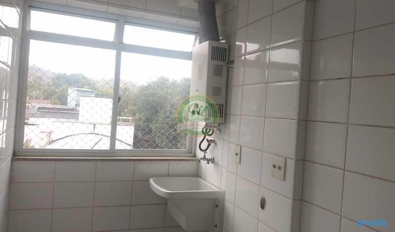 df092772-234d-4db6-8bf5-32d18d - Apartamento 2 quartos à venda Campo Grande, Rio de Janeiro - R$ 240.000 - AP2035 - 22